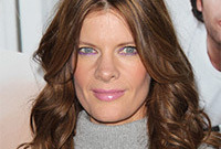 Michelle-stafford-lilac-makeup-for-medium-brown-hair-side